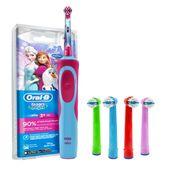 Szczoteczka elektryczna Oral-B Kids Frozen Kraina Lodu