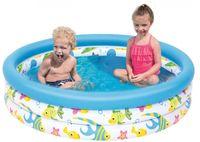 DMUCHANY Basen dla Dzieci 122x25 do WODY Bestway 51009