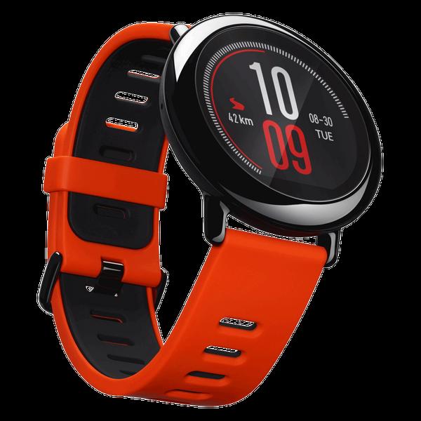 Smartwatch Xiaomi Amazfit GPS Running Watch IP67 Pomarańczowy na Arena.pl
