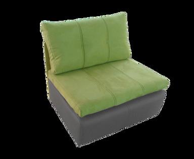 Fotel rozkładany RITO Tapicerowany Super kolory