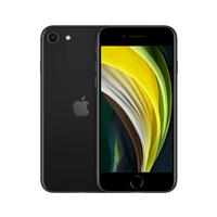 Apple iPhone SE 2020 Dual eSIM 64GB Black