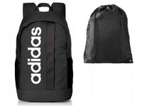 Plecak sportowy Adidas Lin Core BP DT4825 + Worek
