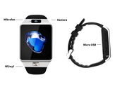 Smartwatch Zegarek DZ09 Menu PL GSM Slot SIM, SD zdjęcie 4