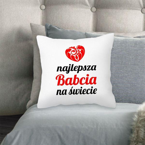Fajny Prezent dla Babci, Śmieszna PODUSZKA na Dzień Babci, pod Choinkę! na Arena.pl