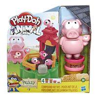 Masa plastyczna PlayDoh Farma Błotne Świnki