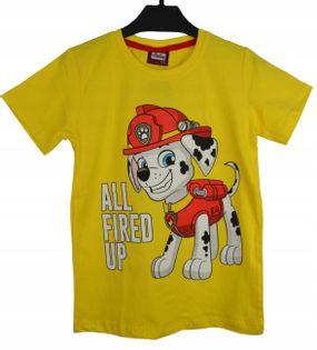 Koszulka Marshall Psi Patrol, bawełna roz.122