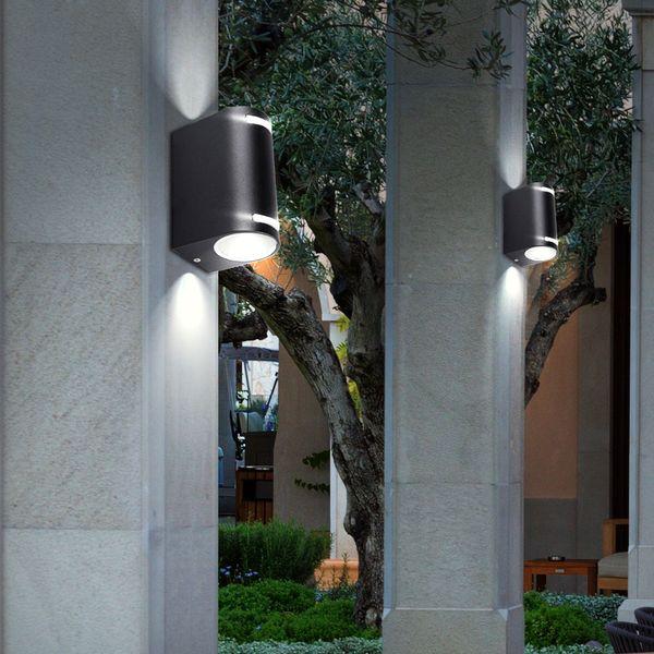 Lampa Ogrodowa Kinkiet Zewnętrzna GU10 Ścienna zdjęcie 2