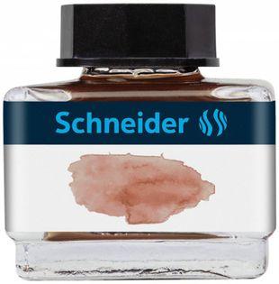 Atrament Do Piór Schneider, 15 Ml, Cognac / Ciemnobrązowy
