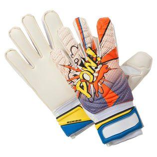 Rękawice bramkarskie Puma Evo Power Grip 2 RC biało-pomarańczowe 040998 41
