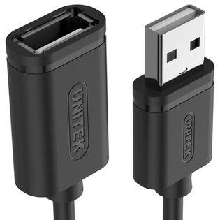 Unitek przewód przedłużacz USB 2.0 AM-AF 1,5M
