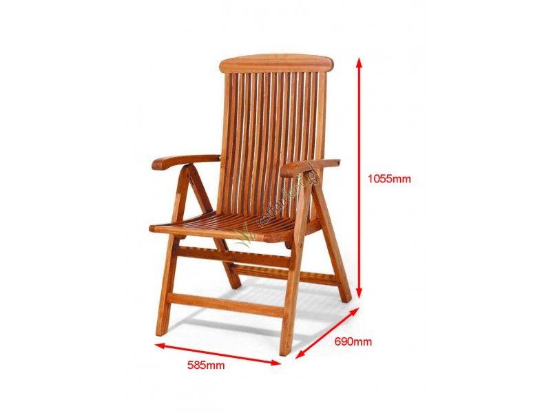 Wysokiej Jakości Krzesła Fotele Krzesło Z Drewna Sydney 5 Pozycyjne 4