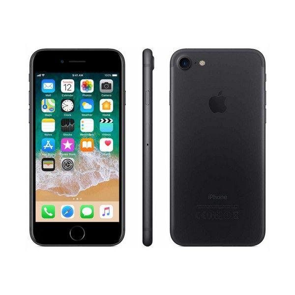 """Smartfony Apple Iphone 7+ 5,5"""" LCD (A+) (Refurbished) Czarny 32 GB zdjęcie 4"""