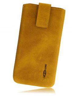 Etui skóra OrLine Sony Xperia E5 wsuwka