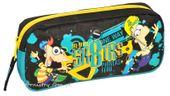 Piórnik Fineasz i Ferb, licencja Disney (DFE004)