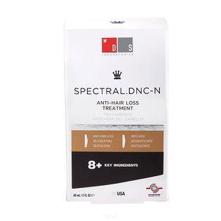 Spectral DNC N na słabe i wypadające włosy 60ml NANOXIDIL na łysienie