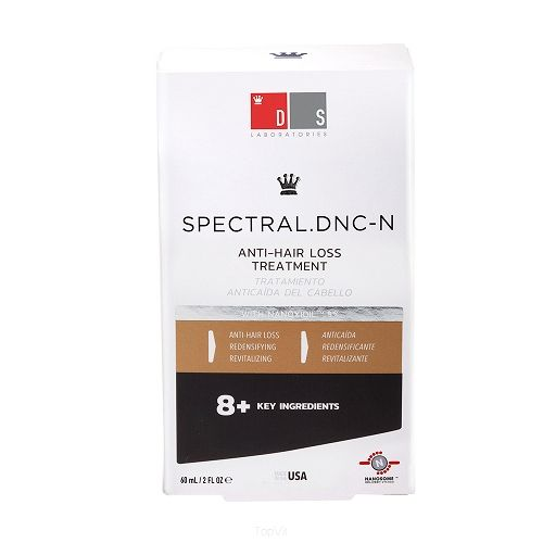 Spectral DNC N na słabe i wypadające włosy 60ml NANOXIDIL na łysienie na Arena.pl