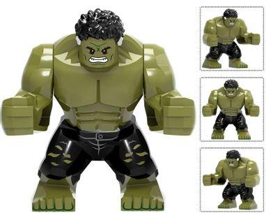 MEGA figurka avengers Hulk BIG +karta lego PL
