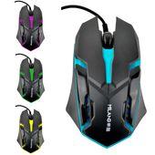 Mysz Myszka dla Graczy Podświetlana USB 1200dpi 1215