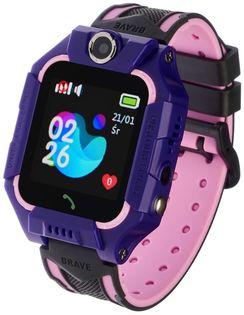 TicTime_pl Smartwatch Garett Kids Play fioletowy Sklep GW24