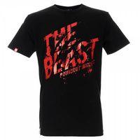Poundout - Koszulka T-shirt BEAST czarny M