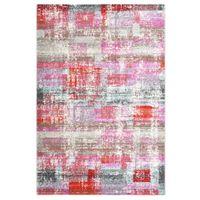 Dywan, wielokolorowy, 160 x 230 cm, PP