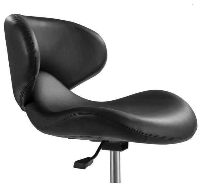 Krzesło kosmetyczne - czarne Physa Andria Black zdjęcie 3