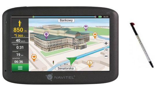 GPS NAWIGACJA F150 5'' DOŻYWOTNIA AKTUALIZACJA MAP