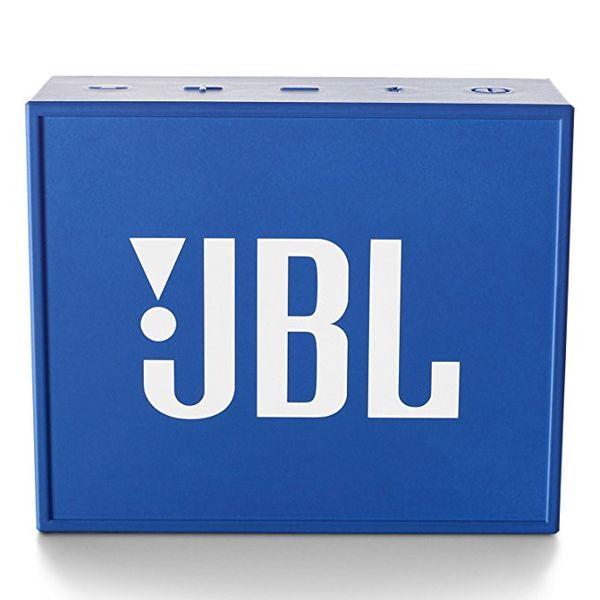 JBL głośnik bezprzewodowy Go niebieski zdjęcie 1