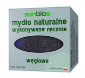 SANBIOS mydło węglowe 100g