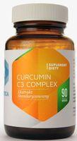 Hepatica Curcumin C3 Complex 90 Kap