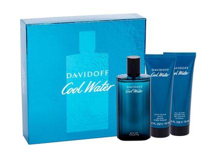 Davidoff Cool Water Woda toaletowa 125ml zestaw upominkowy