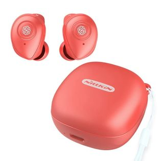 Nillkin TW003 GO TWS Słuchawki Bluetooth Czerwone