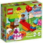 Lego Duplo 2-5 lat przyjęcie urodzinowe 10832 zdjęcie 2