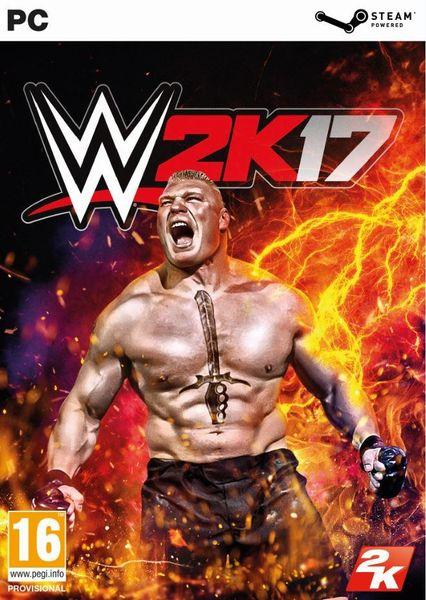 Gra WWE 2K17 (PC) zdjęcie 1