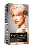 Loreal Farba Recital Preference 9.23 Bardzo Jasny Blond Opalizująco Złocisty  1op