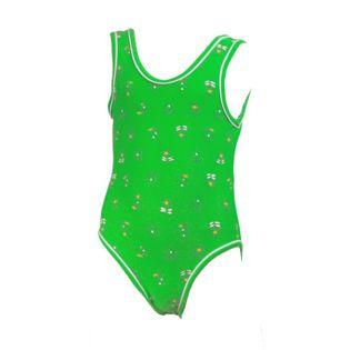 Kostium pływacki LOLA Kolor - Stroje damskie - Lila / Lola - 04 - zielony, Rozmiar - Stroje dziecięce - 116