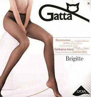 Rajstopy kabaretki Gatta Brigitte 06 Rozmiar - 3/4