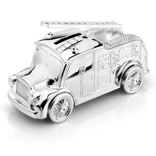 SKARBONKA wóz strażacki Prezent dla dziecka GRAWER
