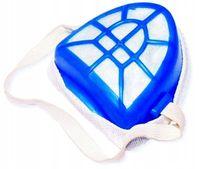 Maska przeciwpyłowa plastikowa kratownica BHP