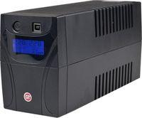 GT POWERbox UPS 2200VA/1200W 2x IEC C13 + 2x Schucko