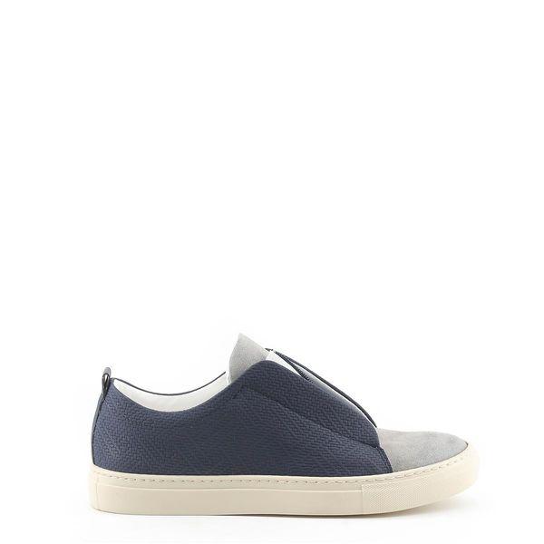 Made in Italia sportowe buty męskie sneakersy niebieski 45 zdjęcie 12