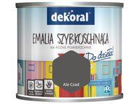 Farba Dekoral Akrylux Emalia szybkoschnąca (0.5 l, Ale Czad)