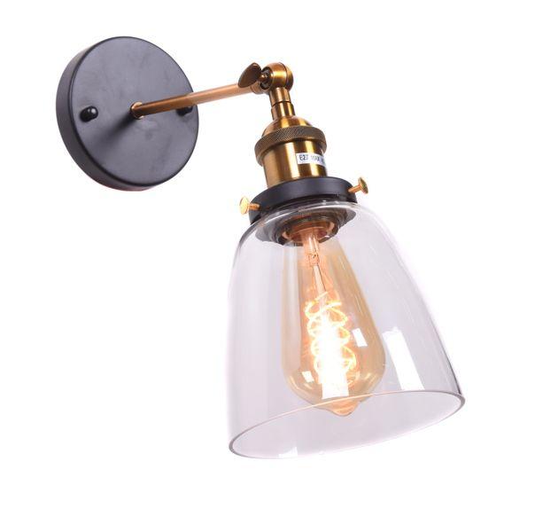 LAMPA ŚCIENNA KINKIET LOFTOWY FABI zdjęcie 1