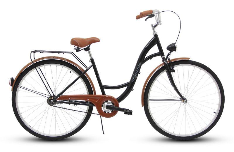 Damski rower miejski GOETZE 28 ECO stylowa damka!!! zdjęcie 4