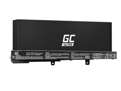 Bateria Green Cell Ultra A31N1319 A41N1308 Do Asus X551 X551C X551Ca X551M X551Ma X551Mav F551 F551C F551M R512C R512Ca R553L