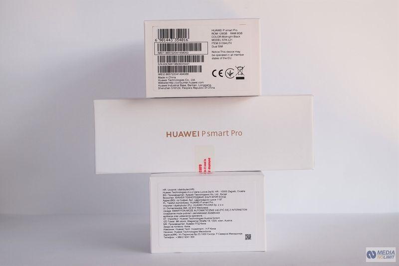 Huawei P smart Pro DS Opal Polska Dystrybucja FV VAT 23% Gw 24M zdjęcie 8