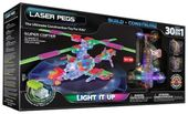LASER PEGS 30 IN 1 SUPERCOPTER G2100B