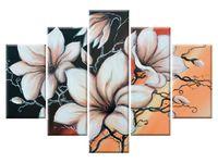 Magnolia o zachodzie słońca 5H 150x105 polski GRATISY
