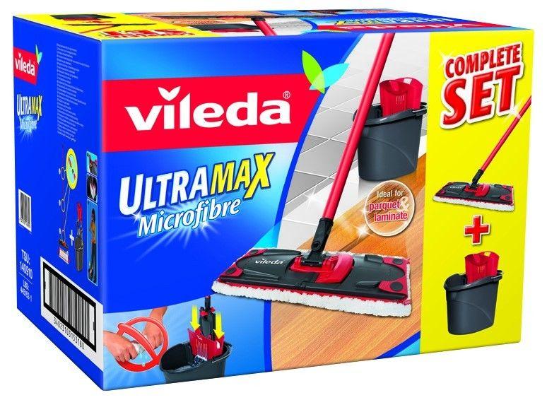 Vileda Box Completo UMX mop zestaw zdjęcie 1