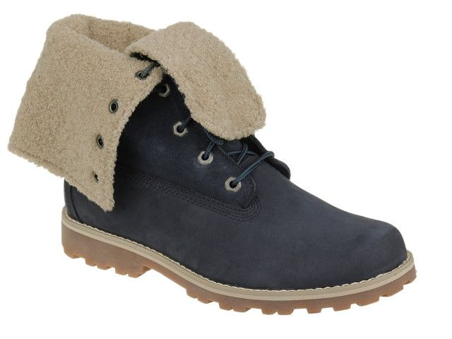Timberland 6 In Shearling Junior 1690A - 37 zdjęcie 5